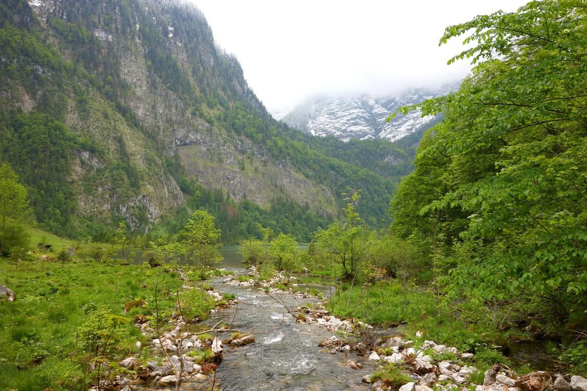 Национального парка Берхтесгаден в Германии