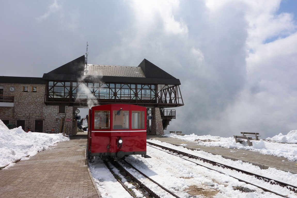 Железная дорога в гору Штафберг