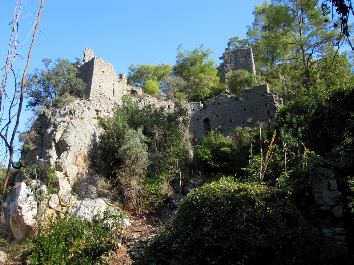 Крепость. Турция