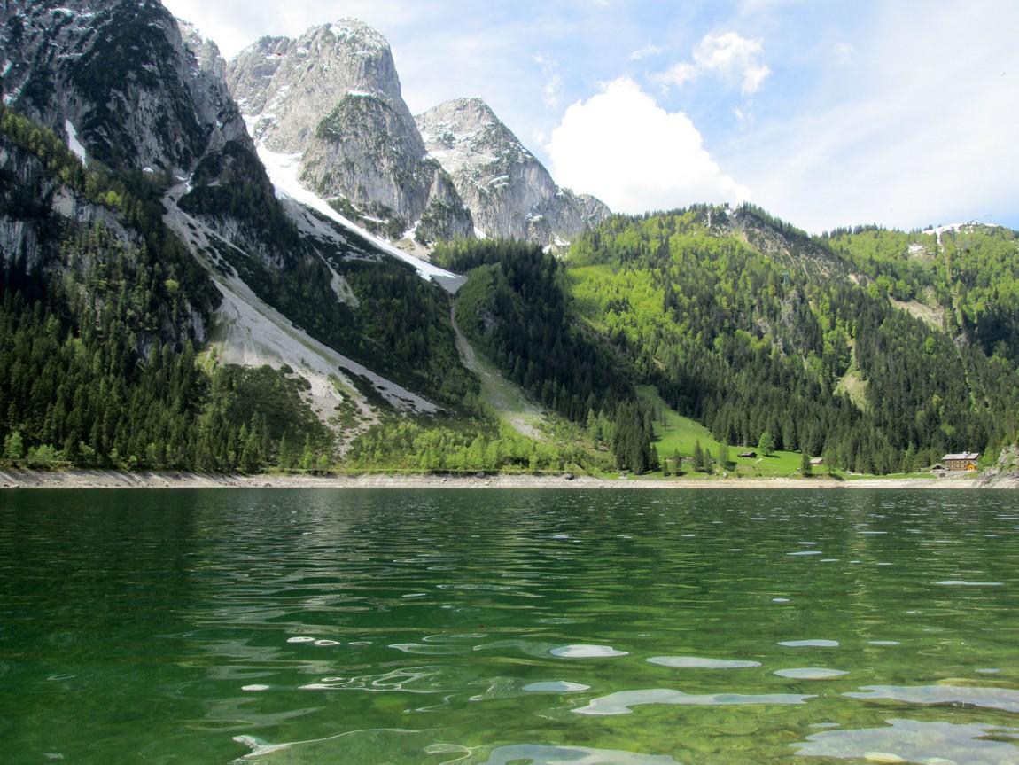 Озеро Gosausee, Австрия
