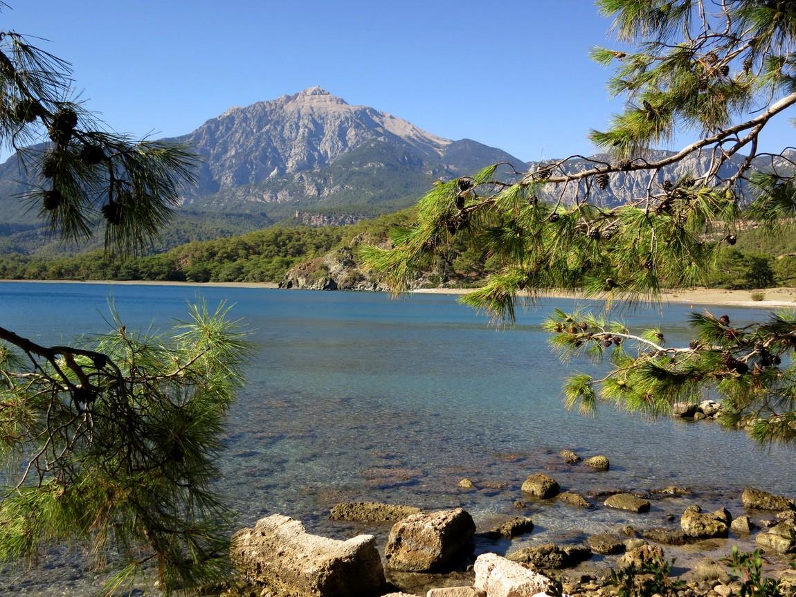 Гора Тахталы, Турция