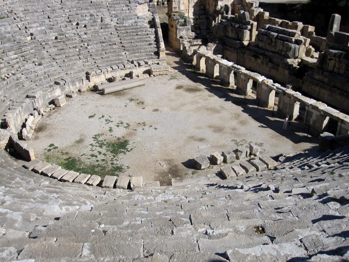 Античный театр Турция
