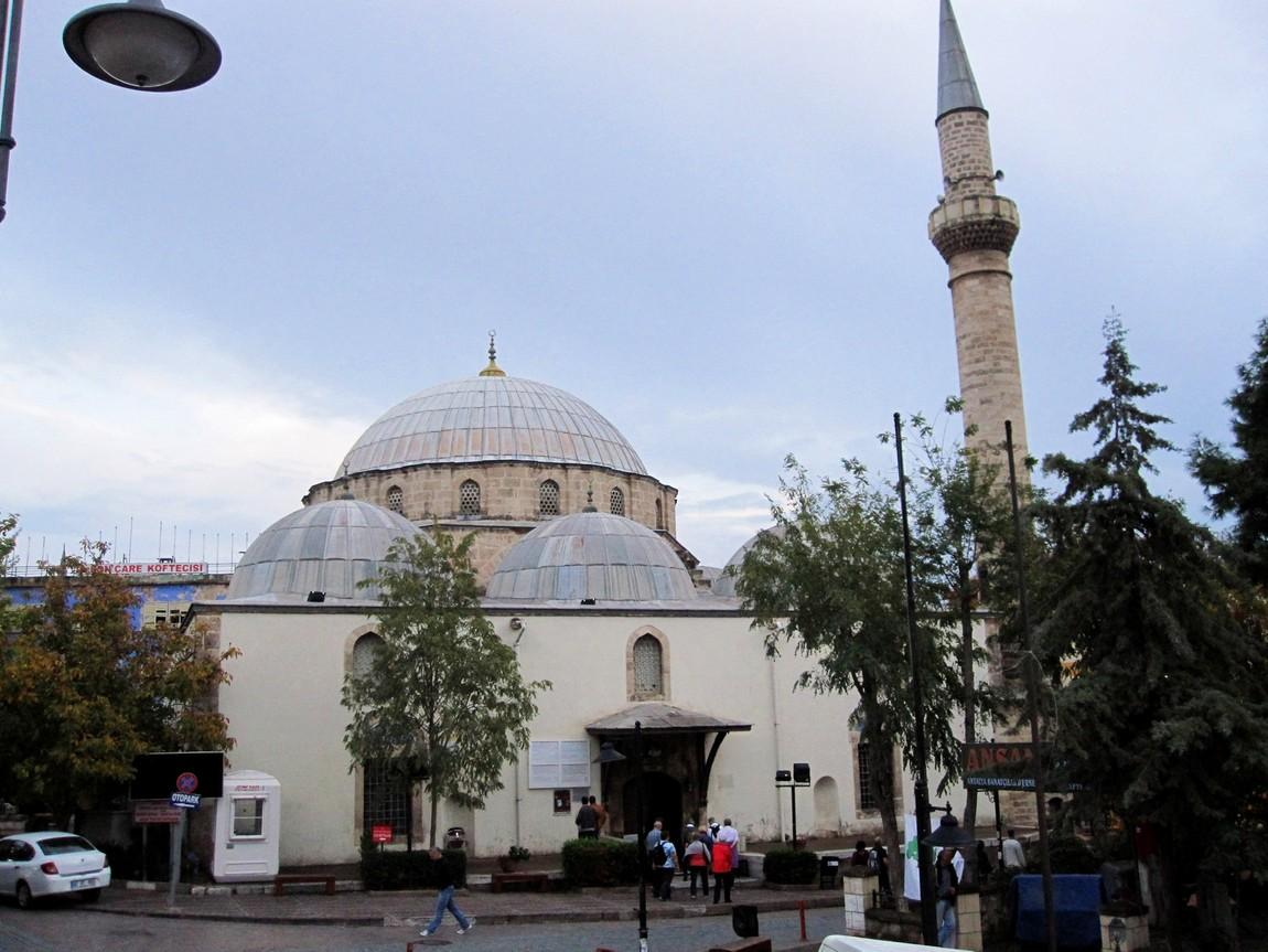 Минарет В Антальи Турция