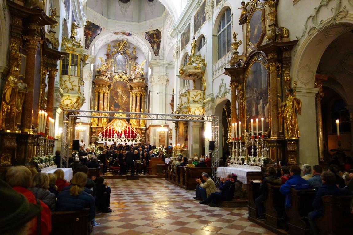 Собор Святого Петра Зальцбург