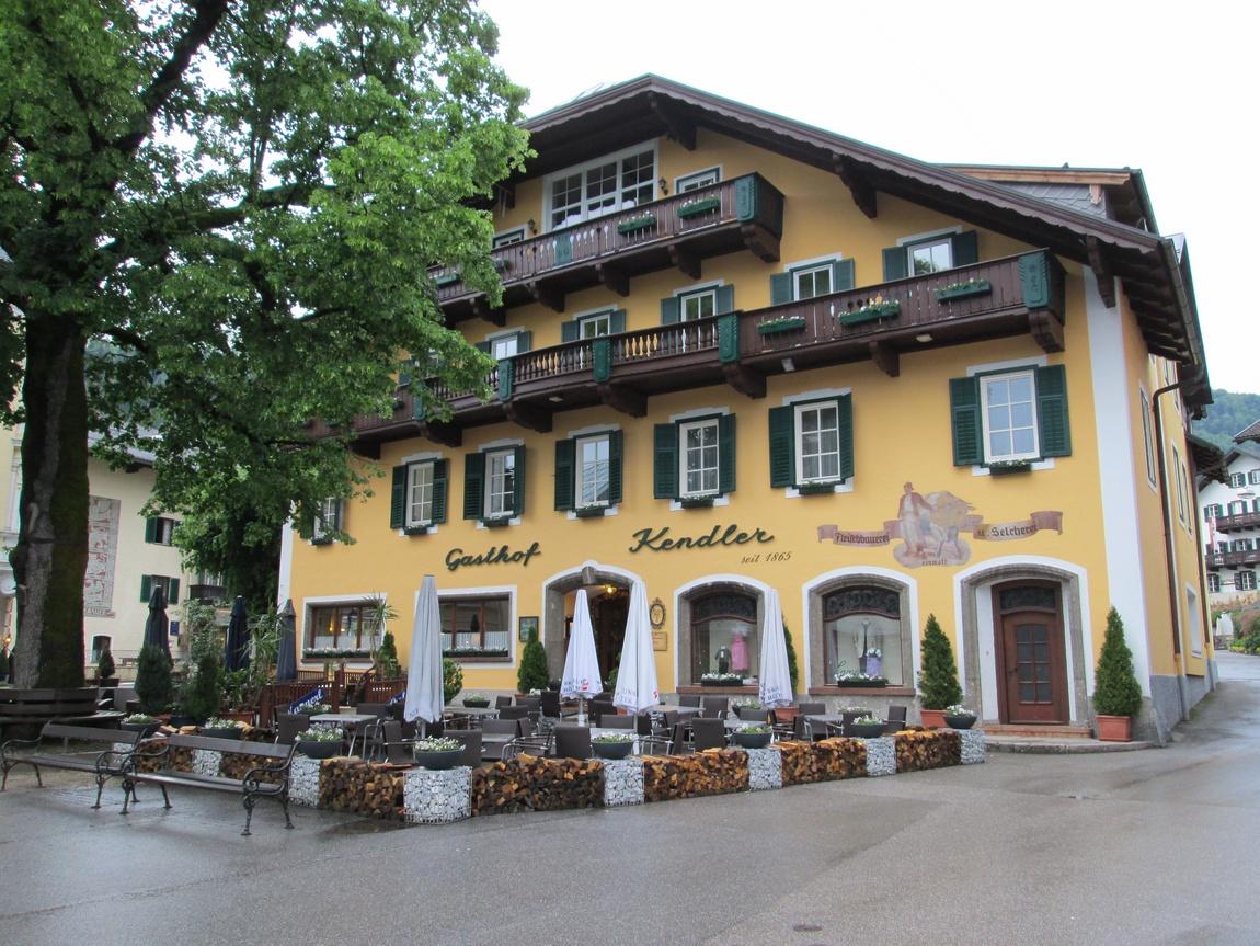 Санкт Гильген, Австрия