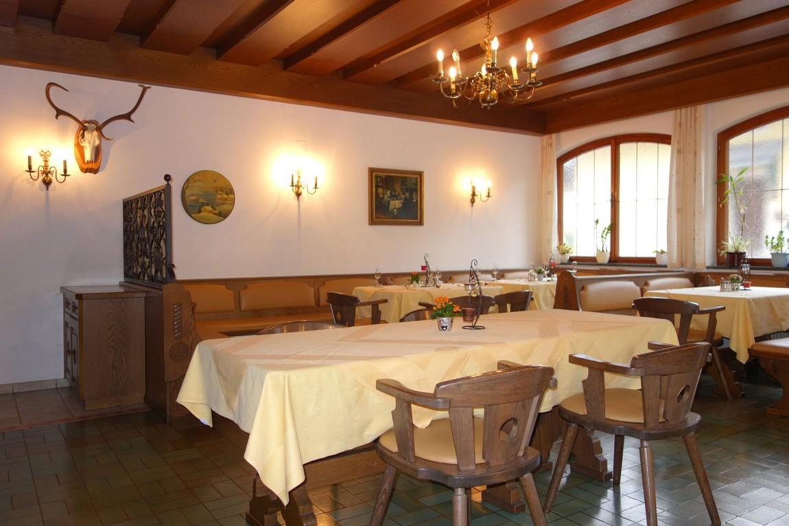 Кафе в посёлке Санкт Гильген, Австрия
