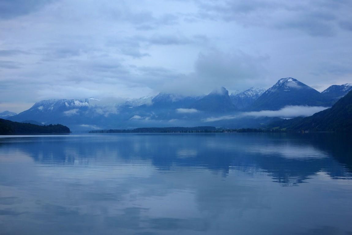 Озеро Санкт Гильген, Австрия
