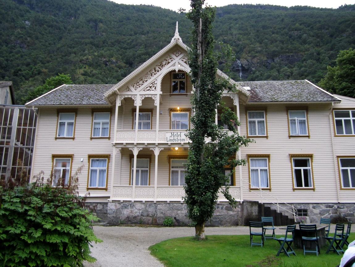 Отель. Норвегия