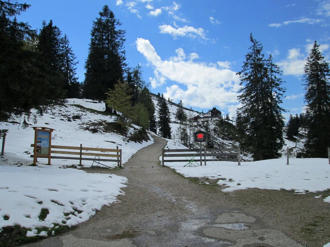 Подьём по канатной дороге на вершину Австрия