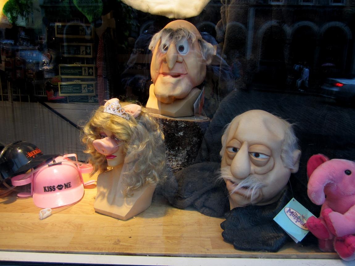 Забавные маски в Норвегии