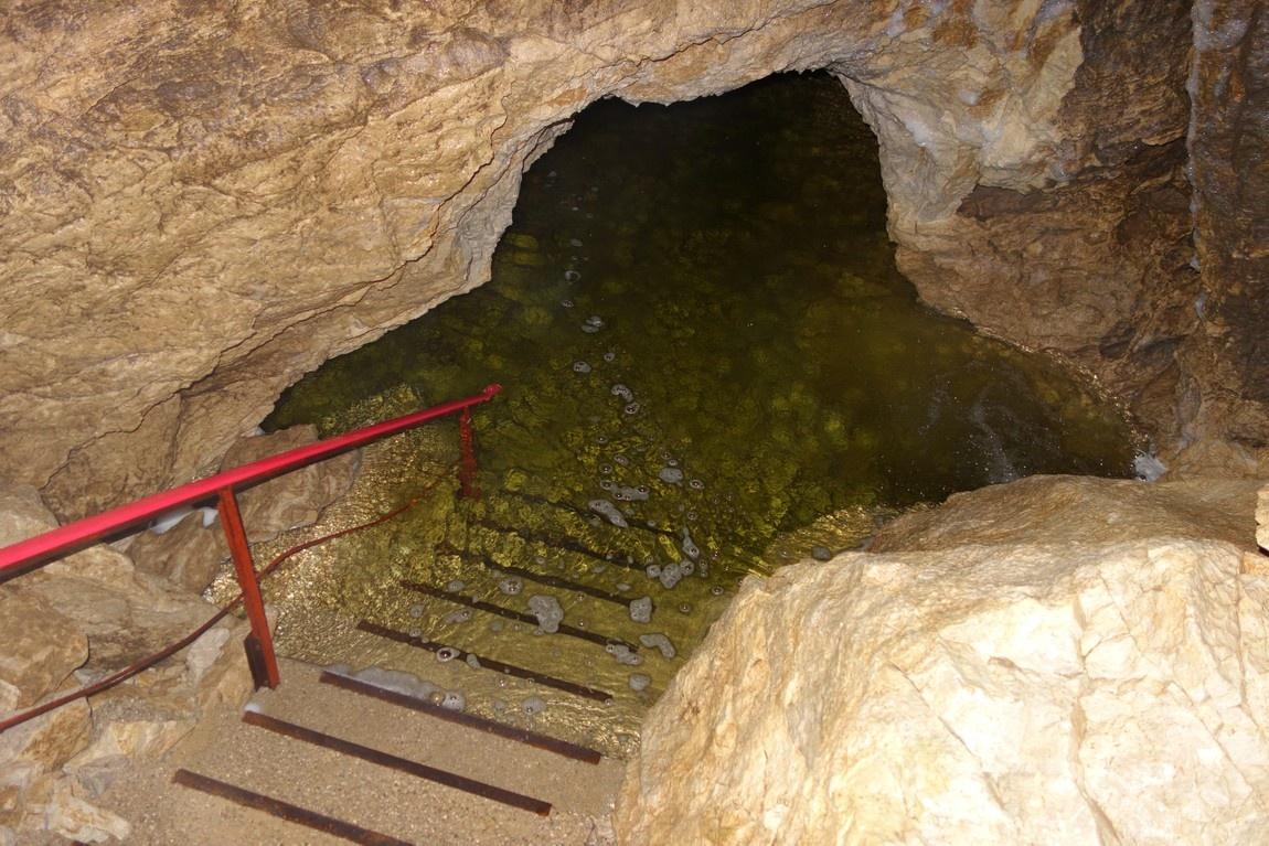 Пещеры Koppenbrüller (Австрия)