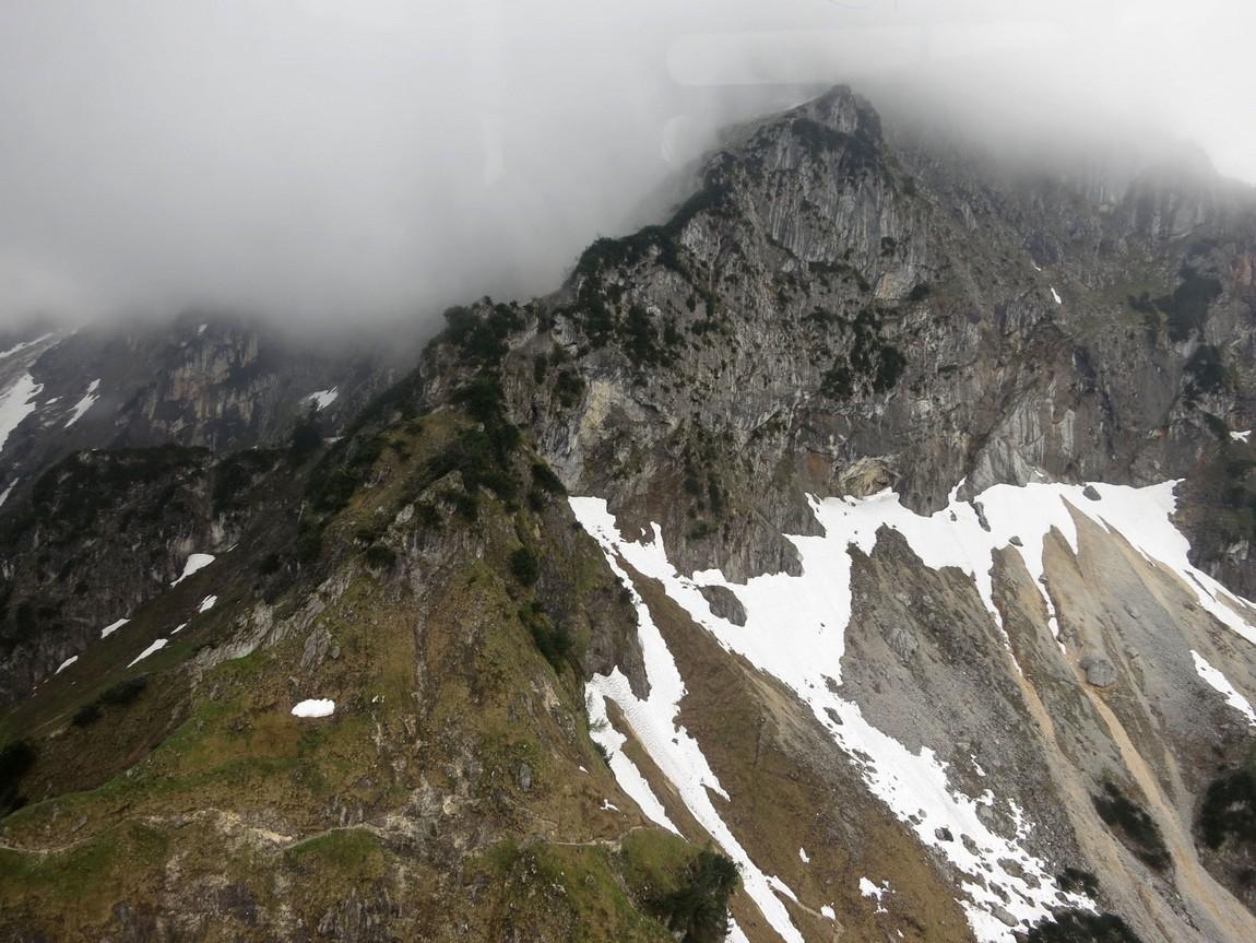 Гора Унтерсберг Зальцбург