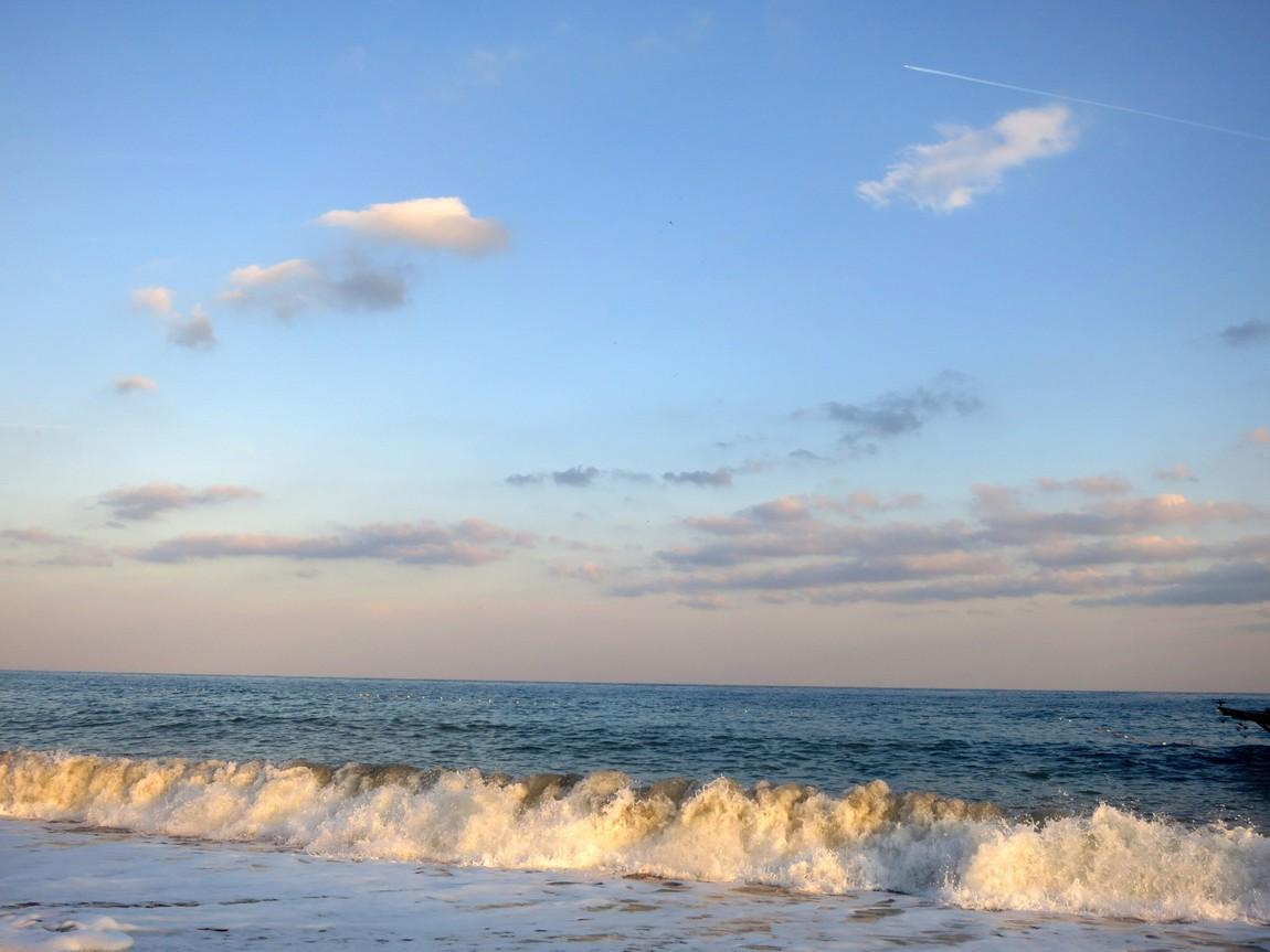 Море штормит (Турция)