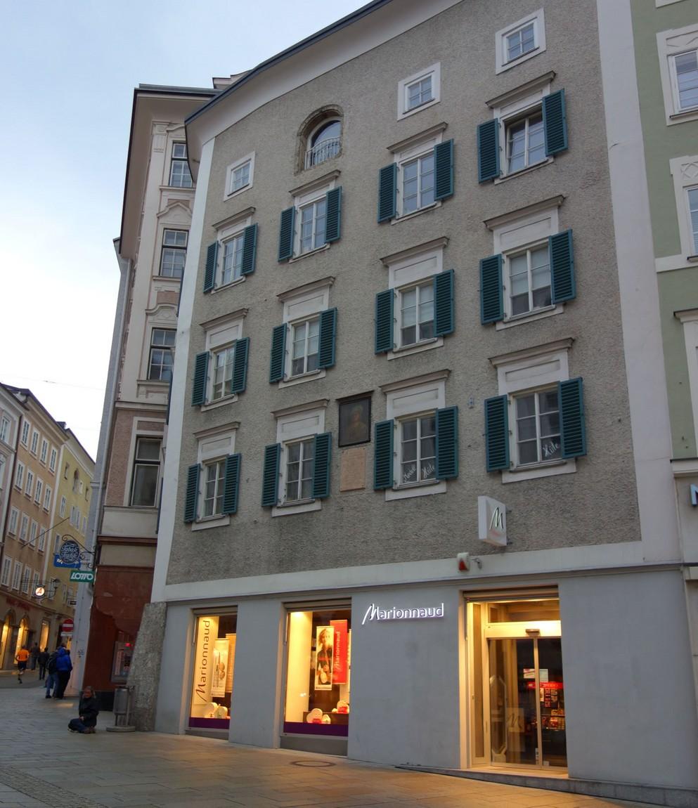 Дом Парацельса, Зальцбург