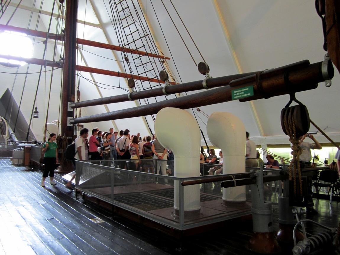 Музей кораблей в Норвегии