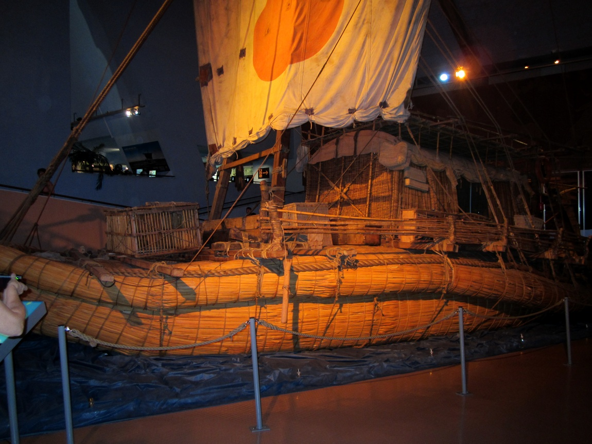 Музейный экспонат в Норвегии