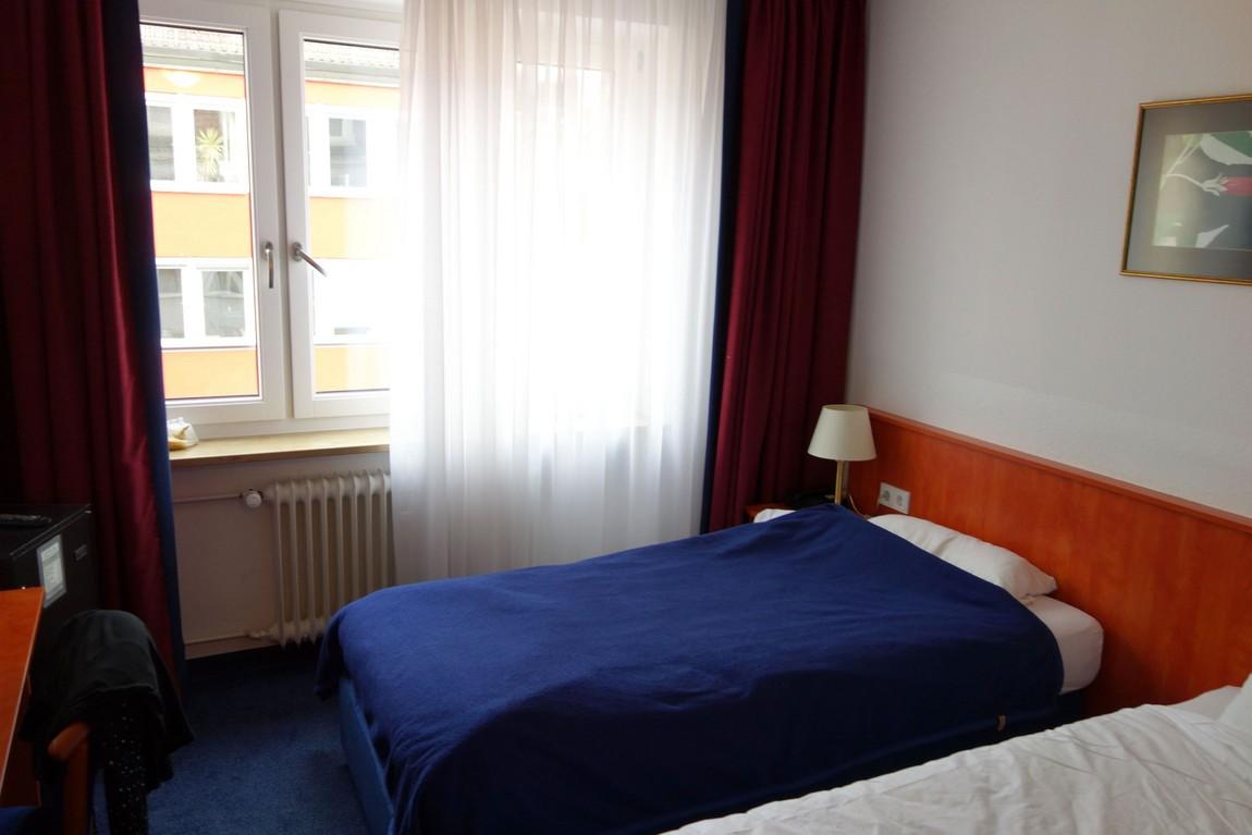 3* отель Hotel Antares - отель в Мюнхене (Германия)