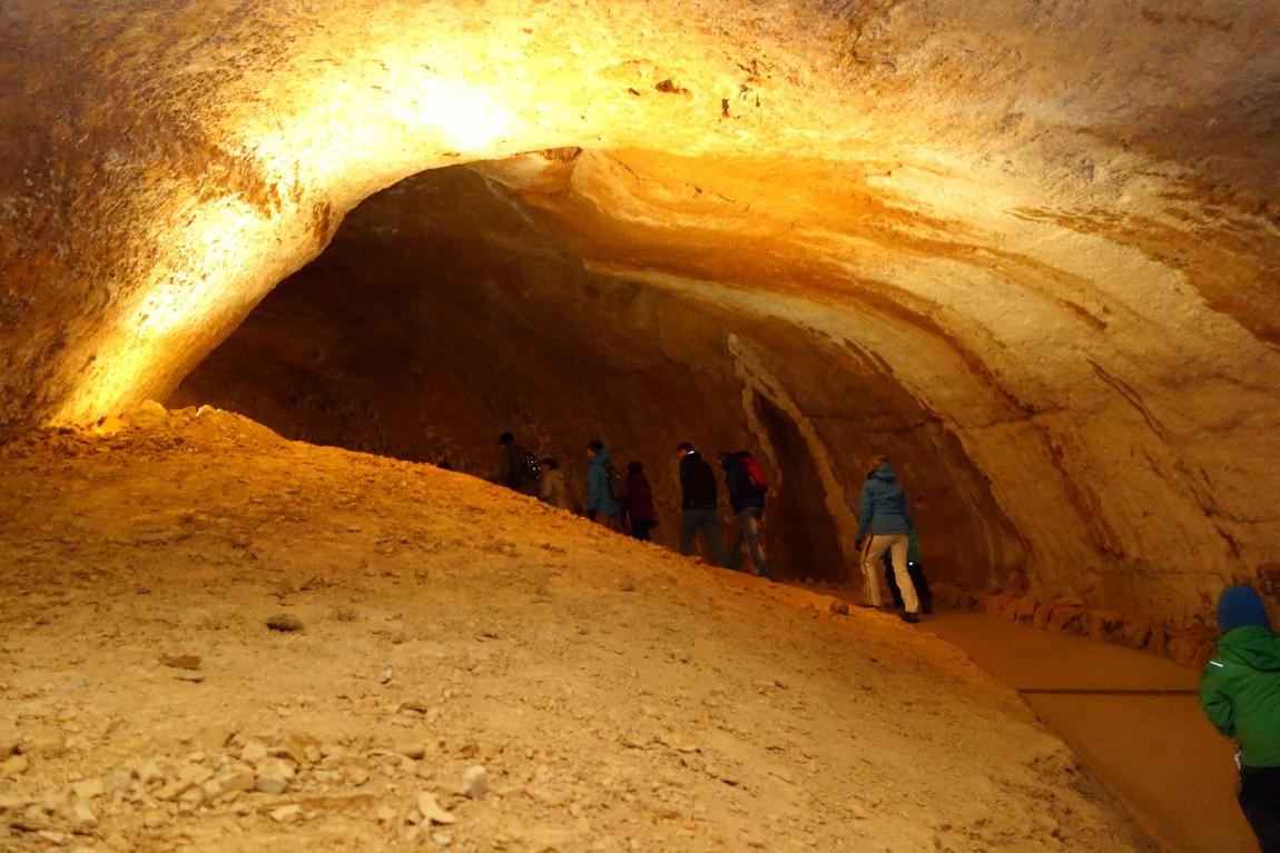 Пещеры «Мамонтовые» (Mammut)