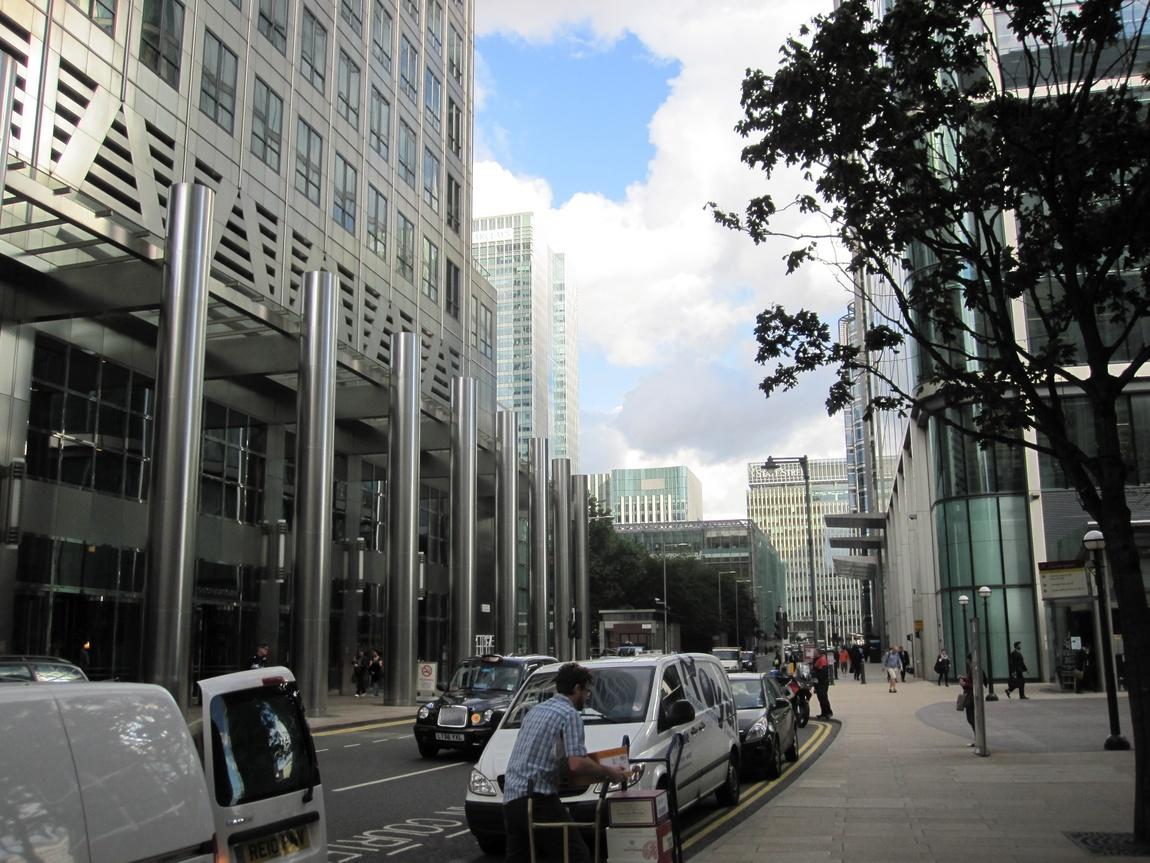 Сити-центр Лондон