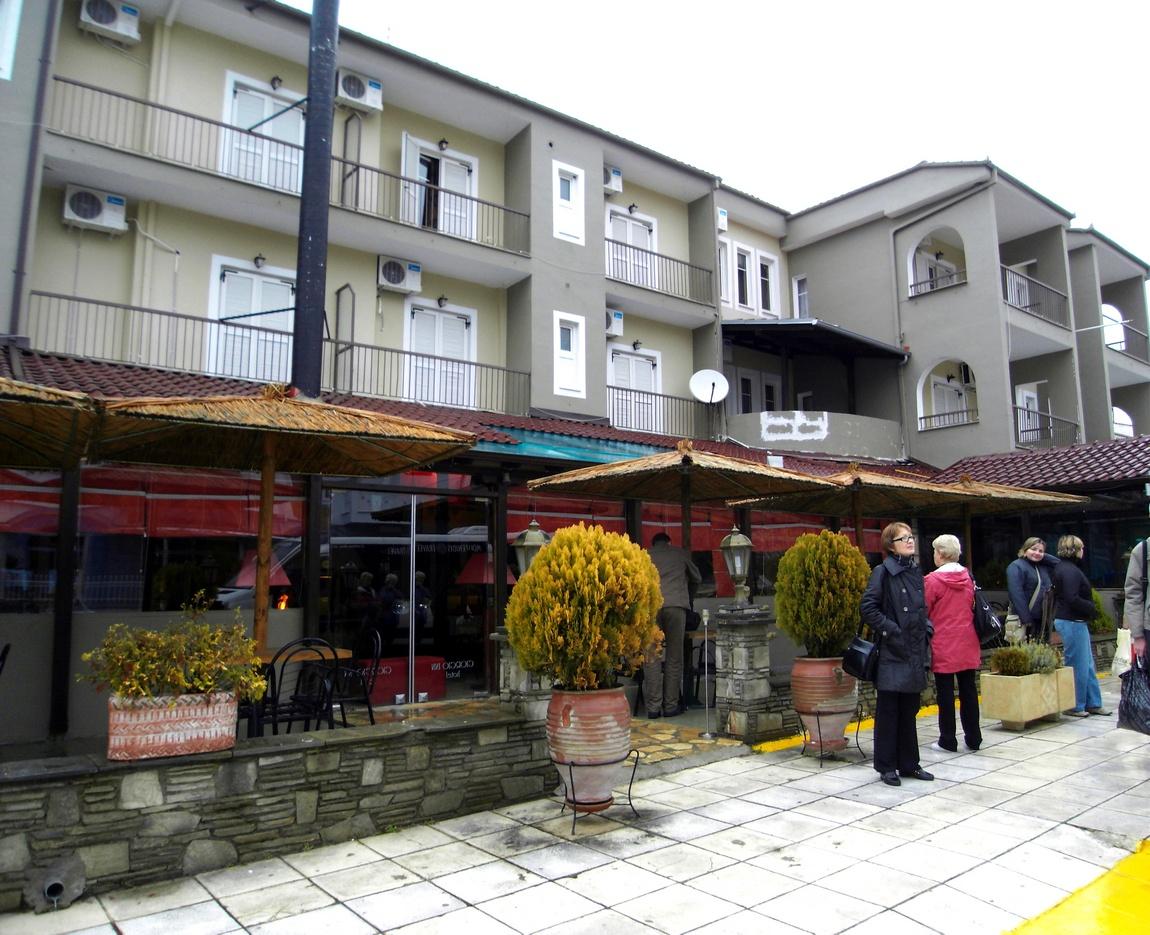 Гостиница в - Греция