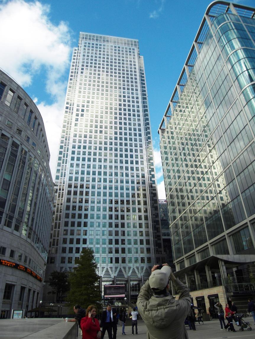 Сити центр в Лондоне