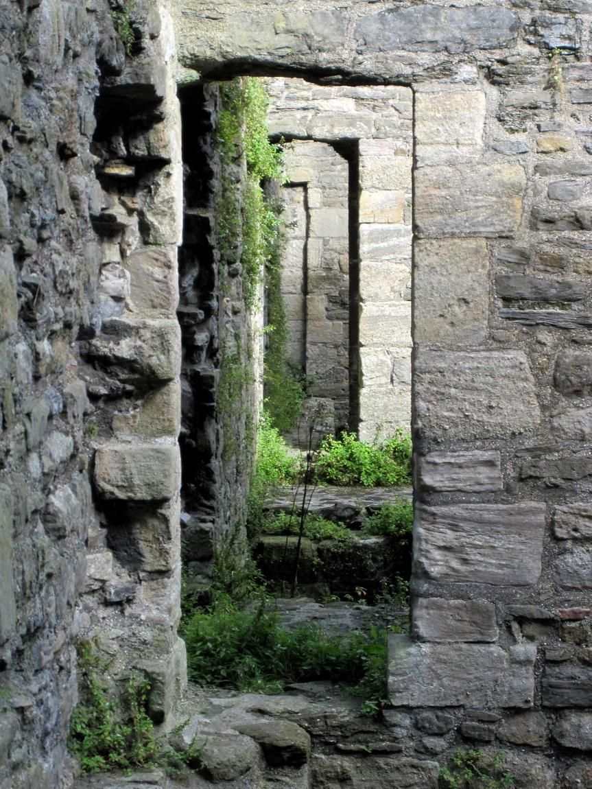 Замок Beaumaris Castle (Бомарис) - Англия