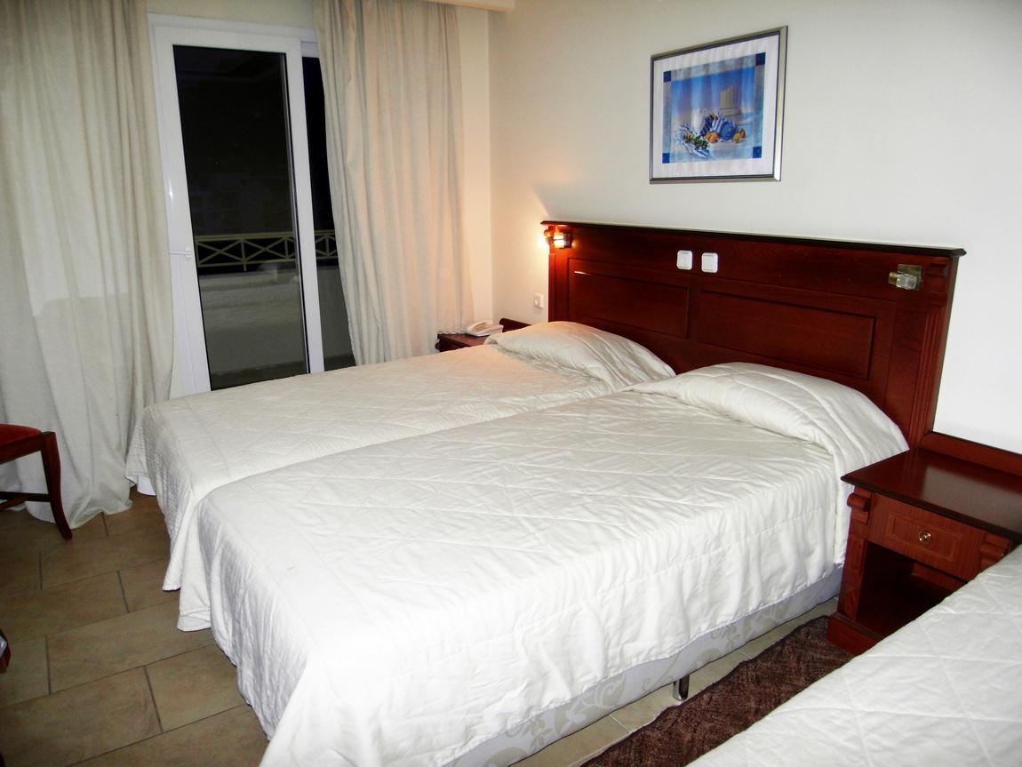 Гостиница в Каламбаки - Греция