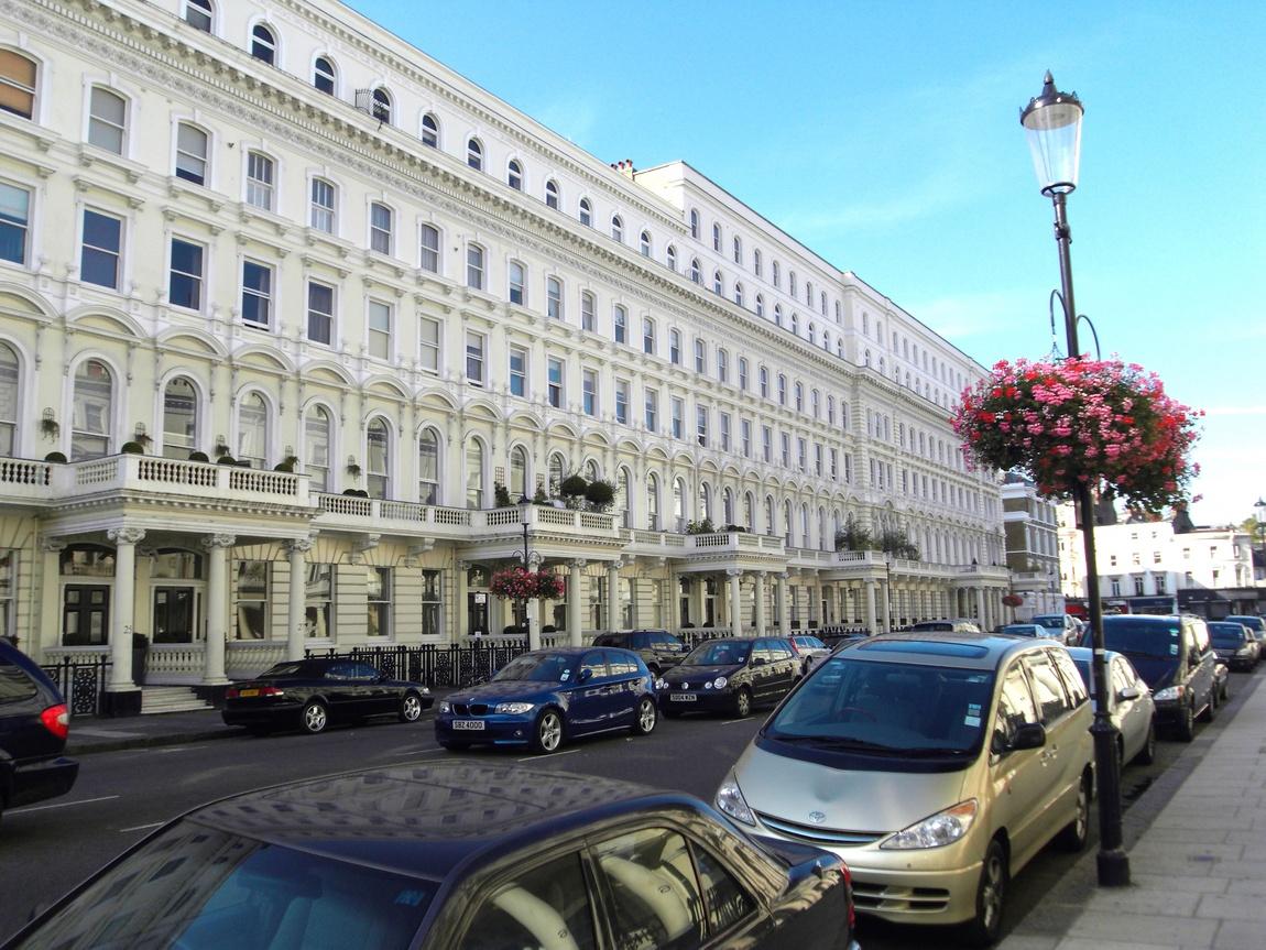 Красивые улицы Лондона