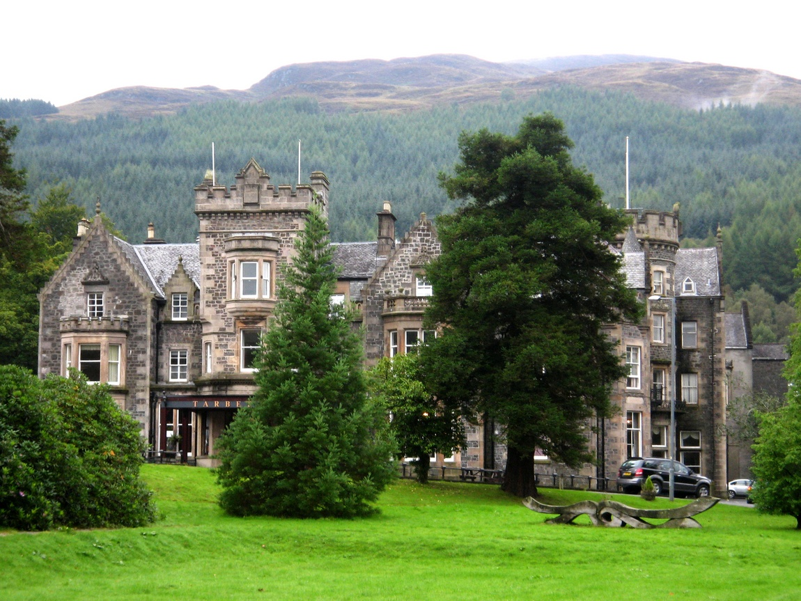 Гостиница - Шотландия