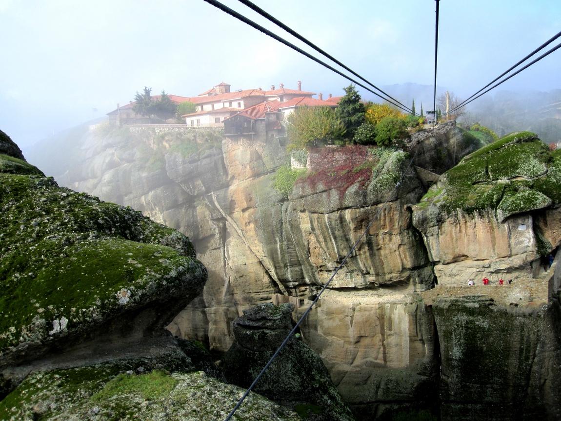 Монастыри, Метеоры, Греция