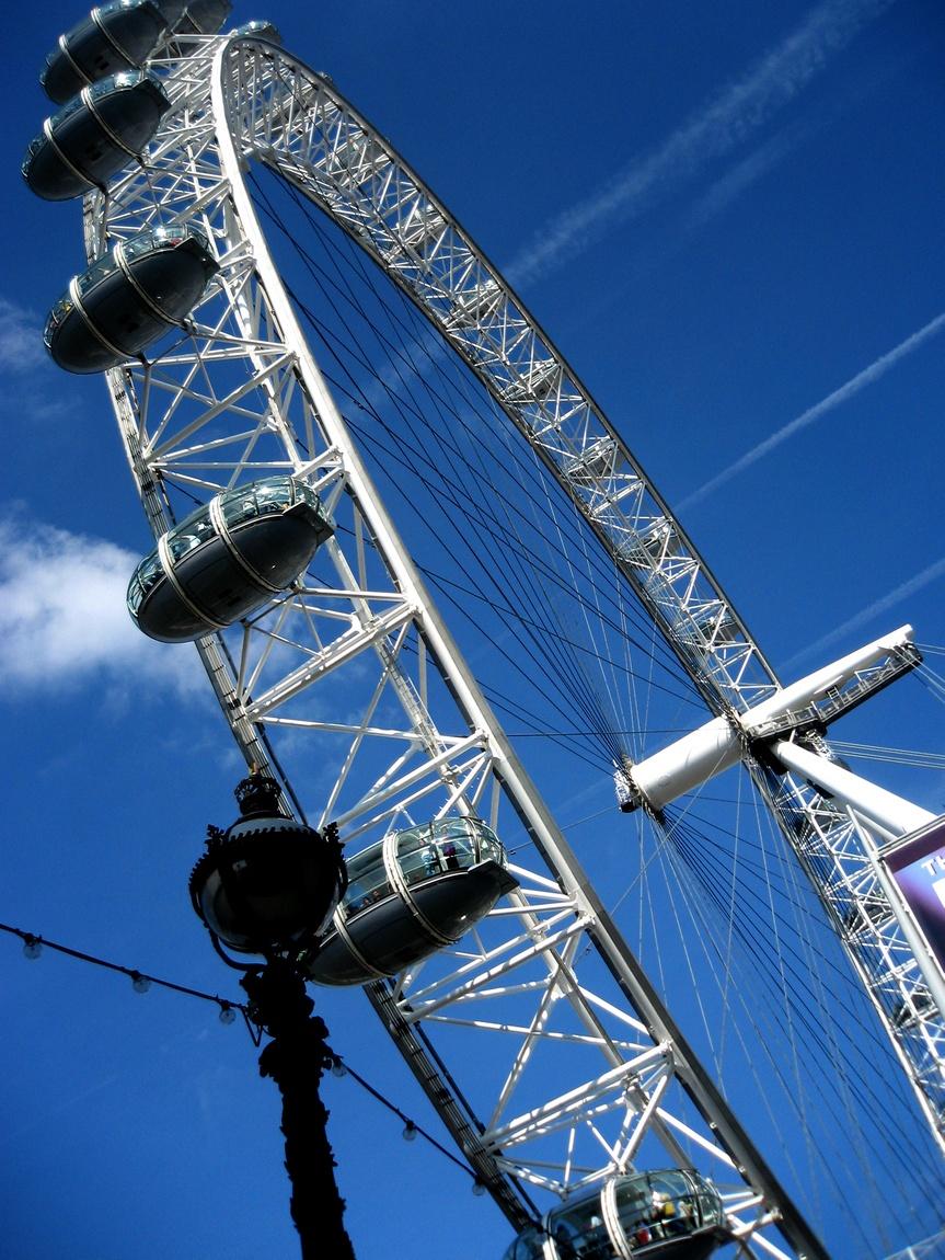 Круг обозрения - Лондонский глаз