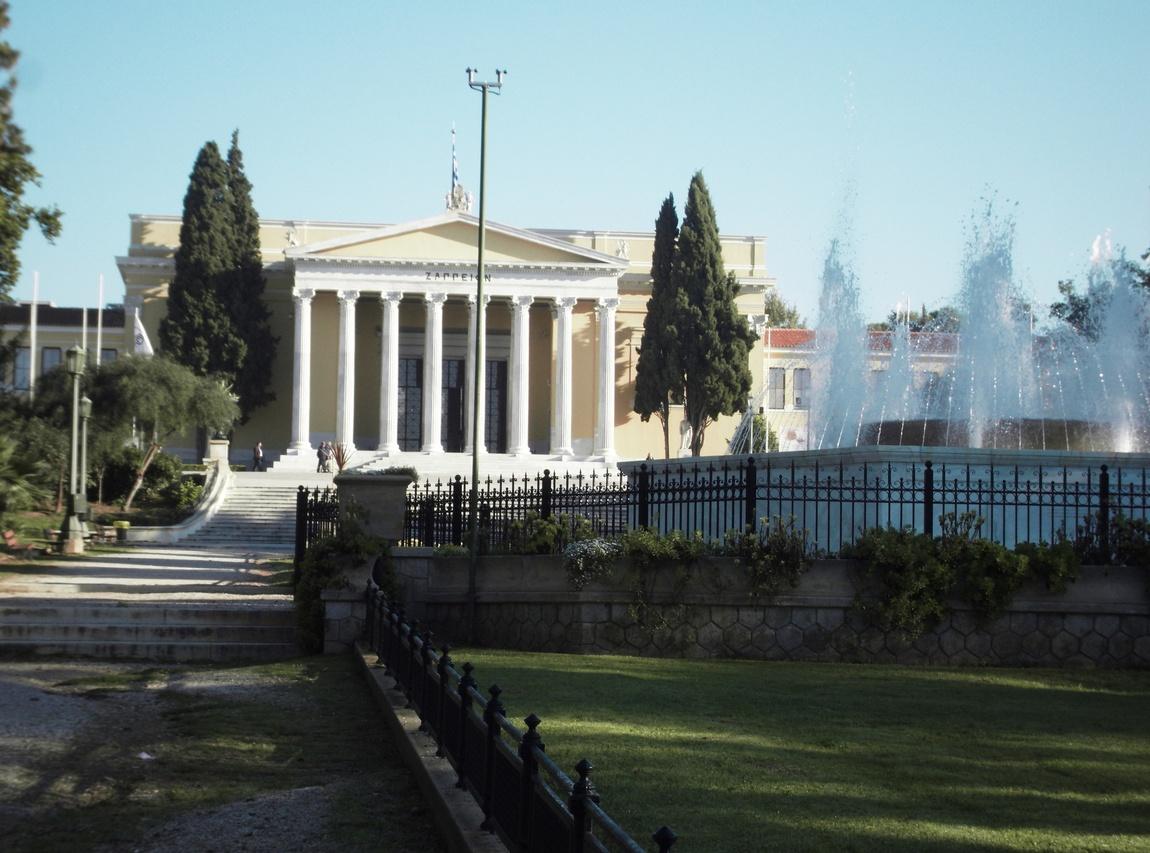 Афины (Греция)