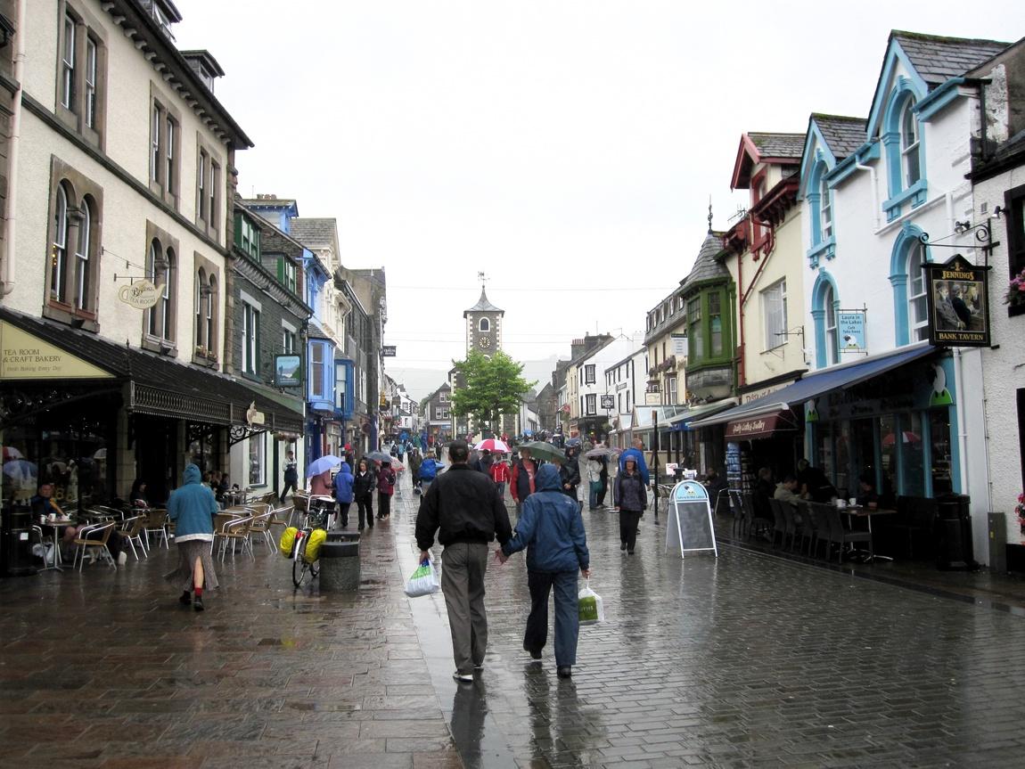 Кесвик, Англия