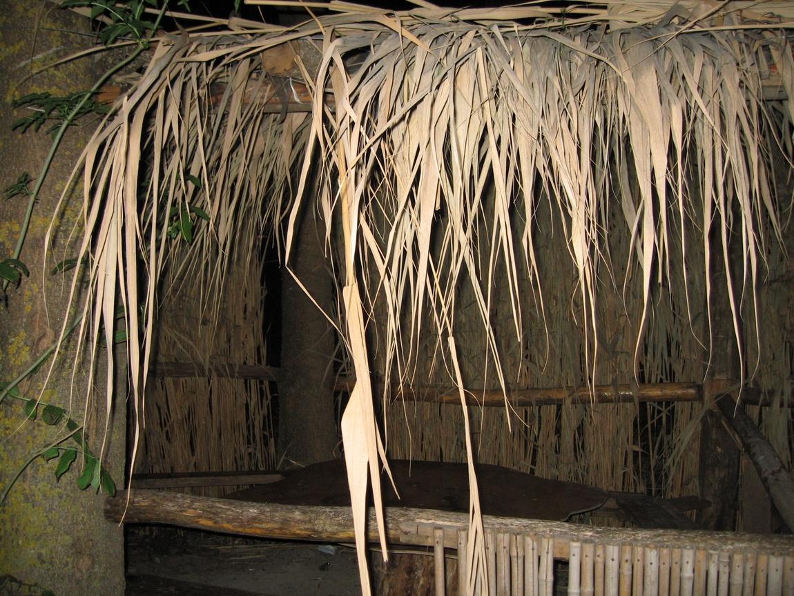 Африканская деревня Анапа.