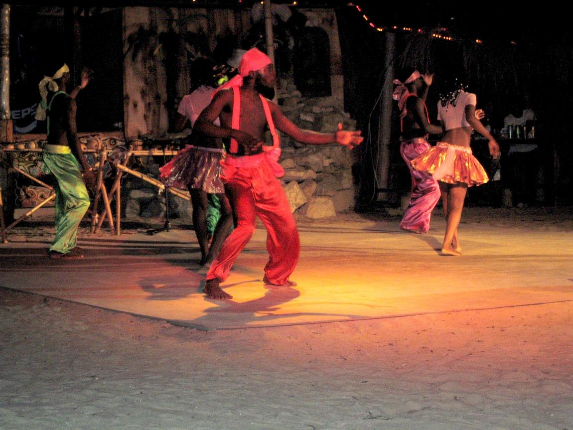 Африканские танцы Анапа