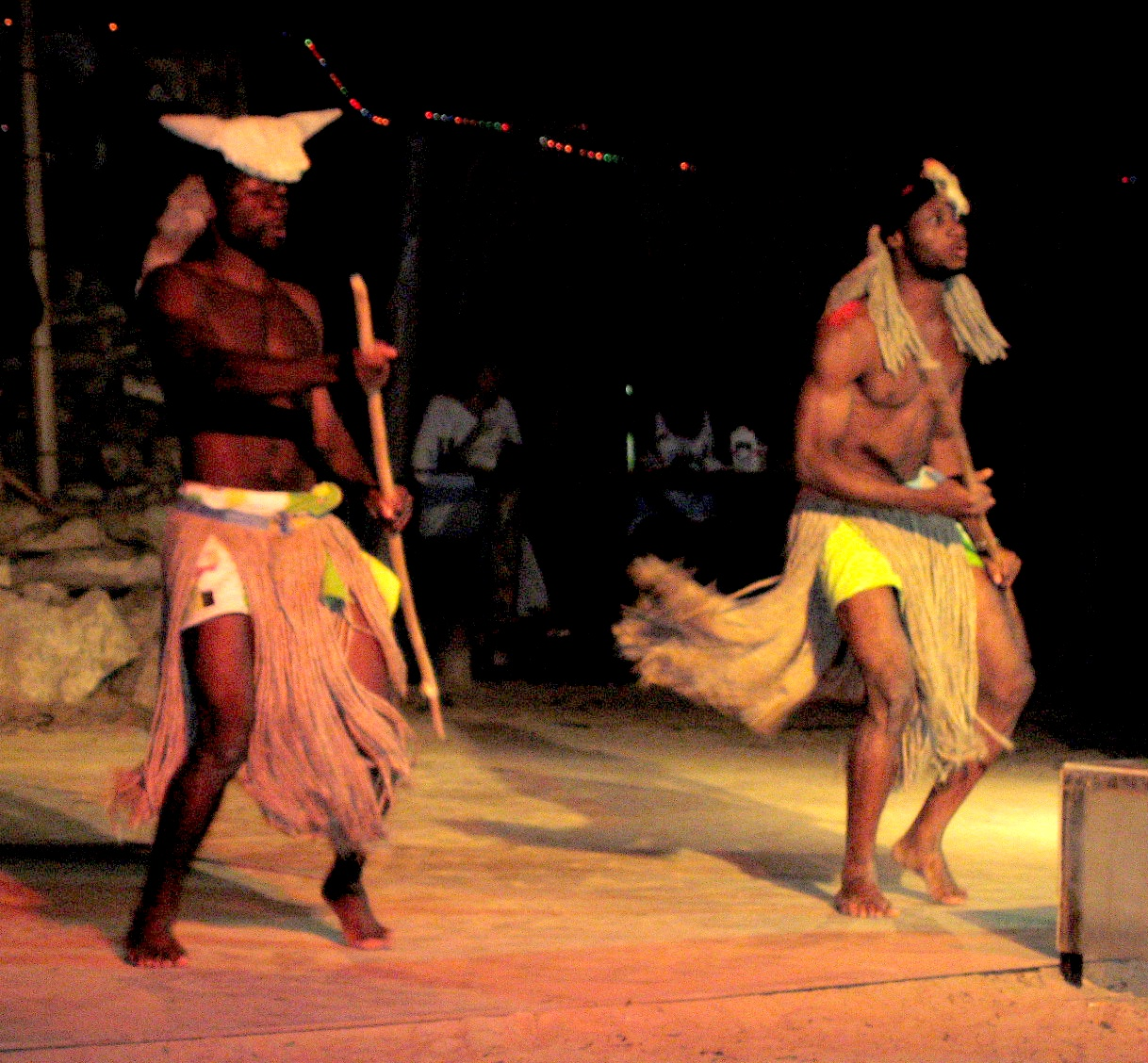Африканские танцы. Анапа