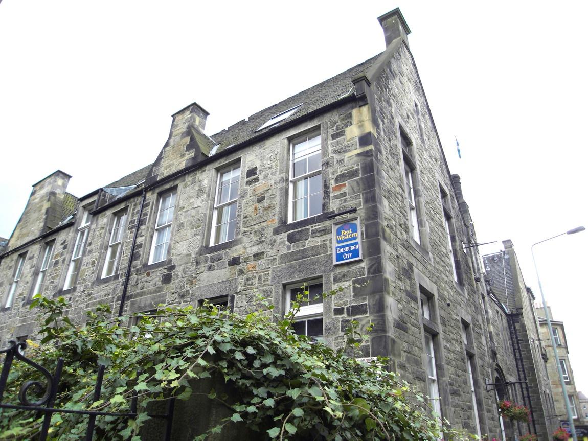 Гостиница в Эдинбурге