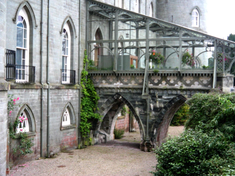 Замок Инверари (Шотландия)