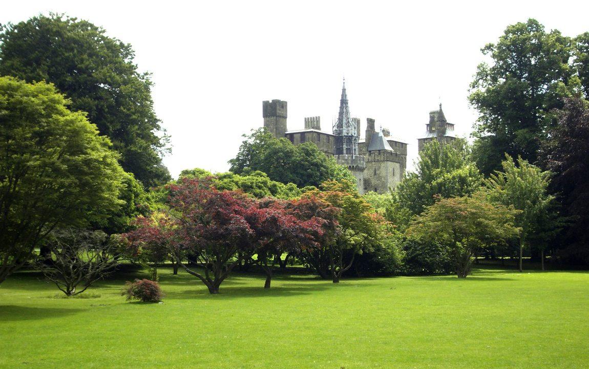 Замок Cardiff Castle