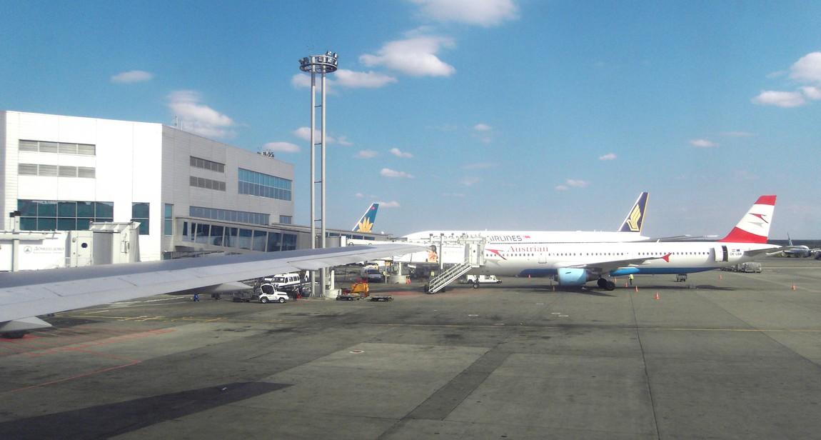 Аэропорт в Москве-Домодедово