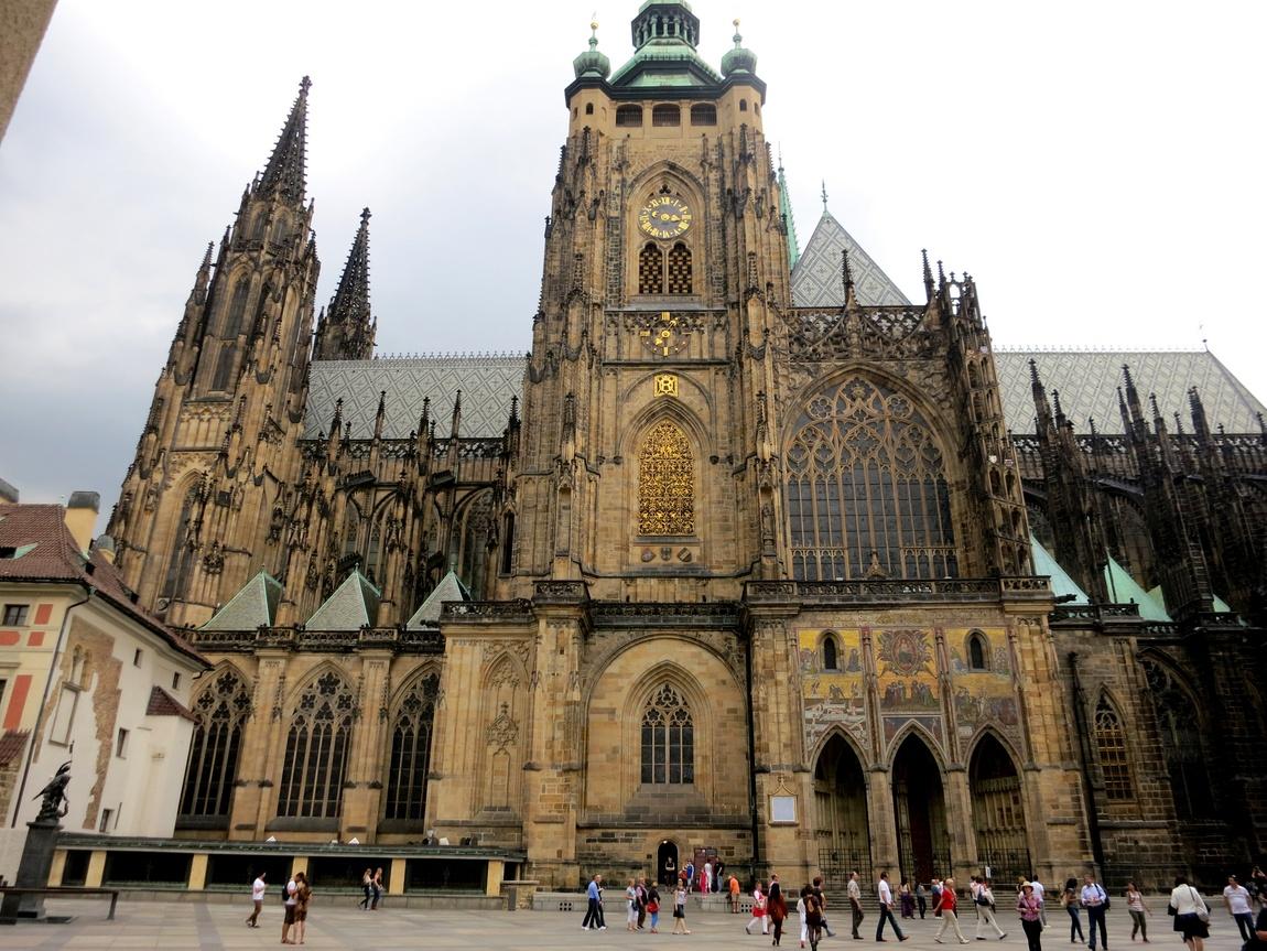 Собор Св. Витта в Праге