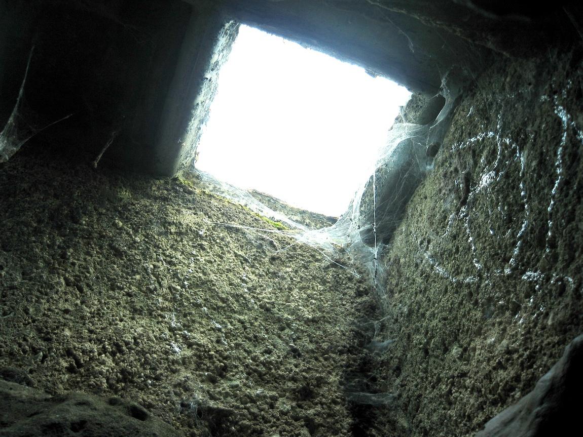 Окно пещеры