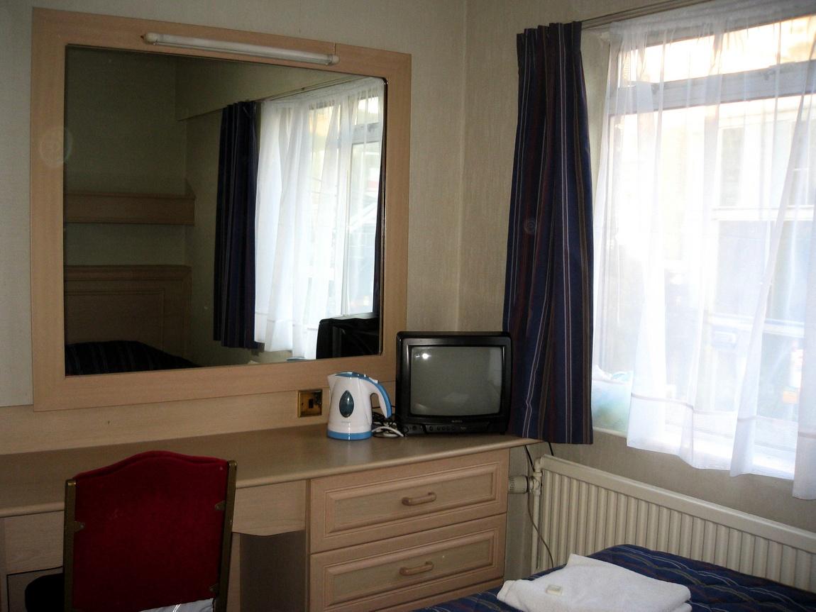 Ужасная гостиница в Лондоне