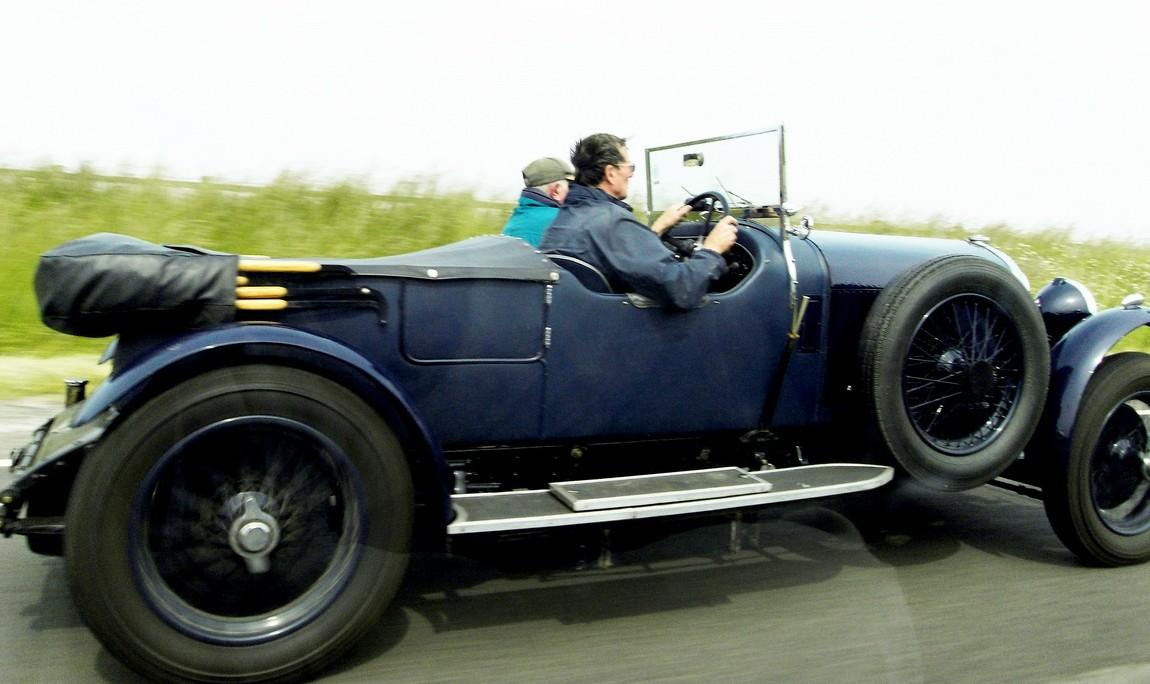 На дорогах в Англии