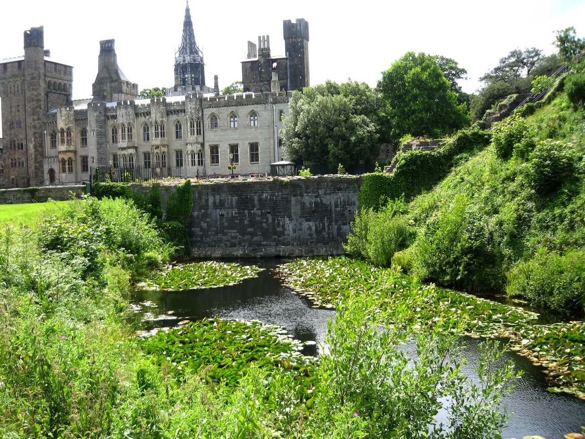 Замок Кардифф