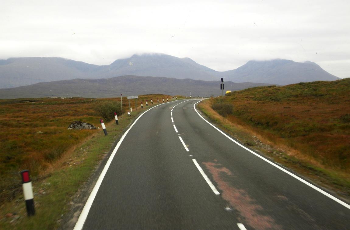 Дороги Шотландии