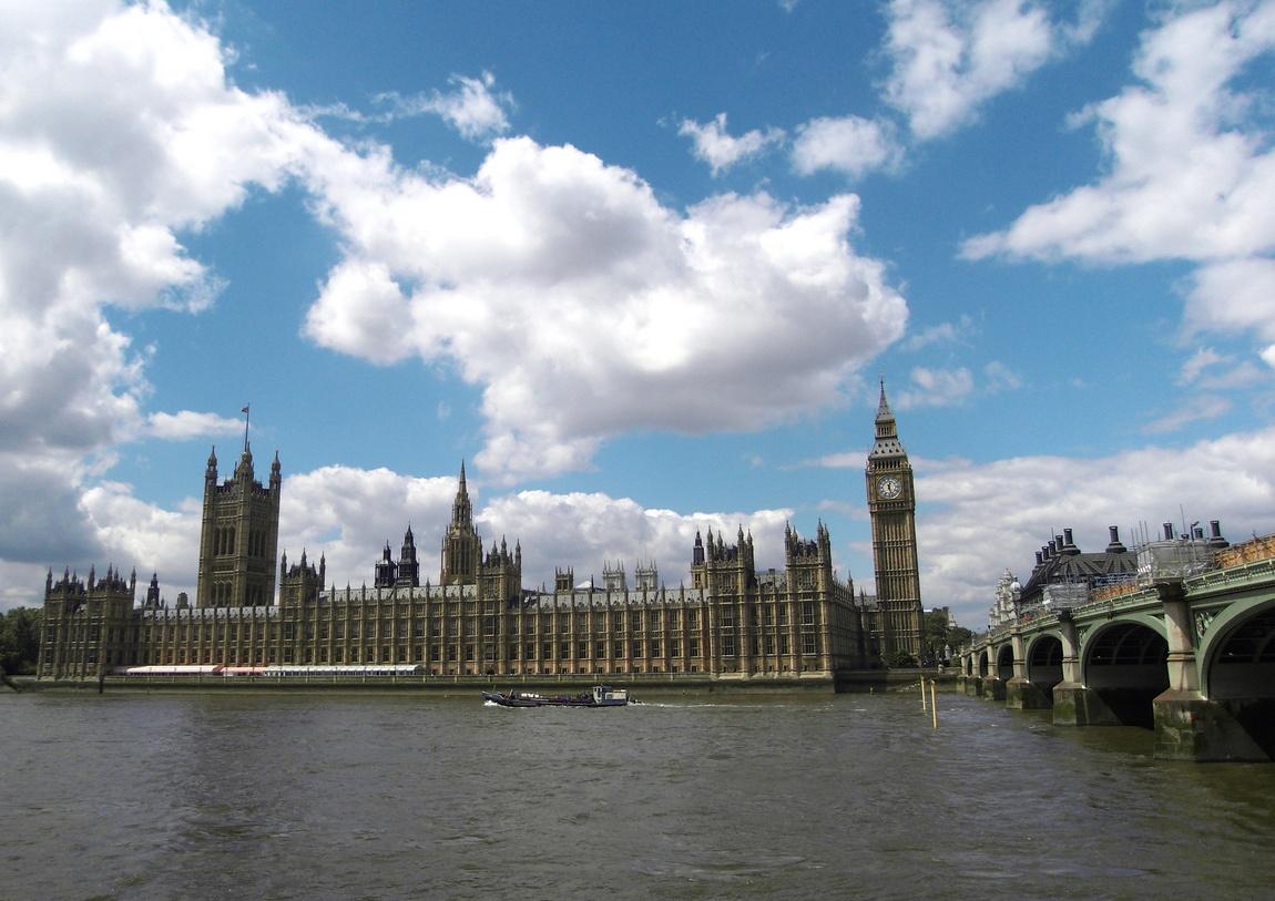 Парламент и Биг-Бен. Лондон