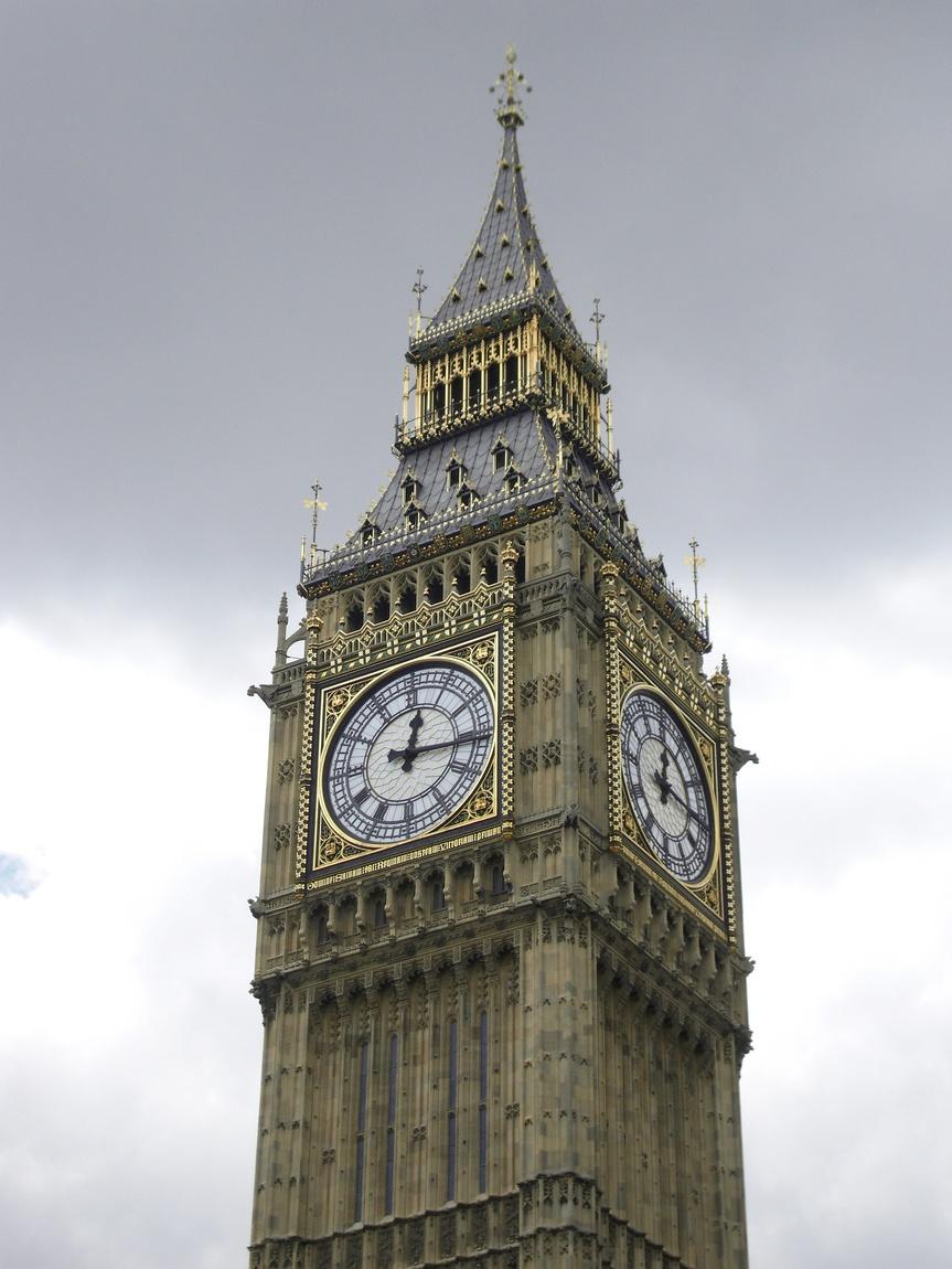 Часы Биг-Бен