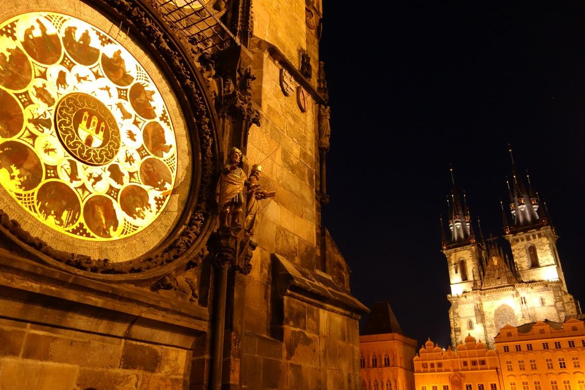 Астрономические часы - Прага