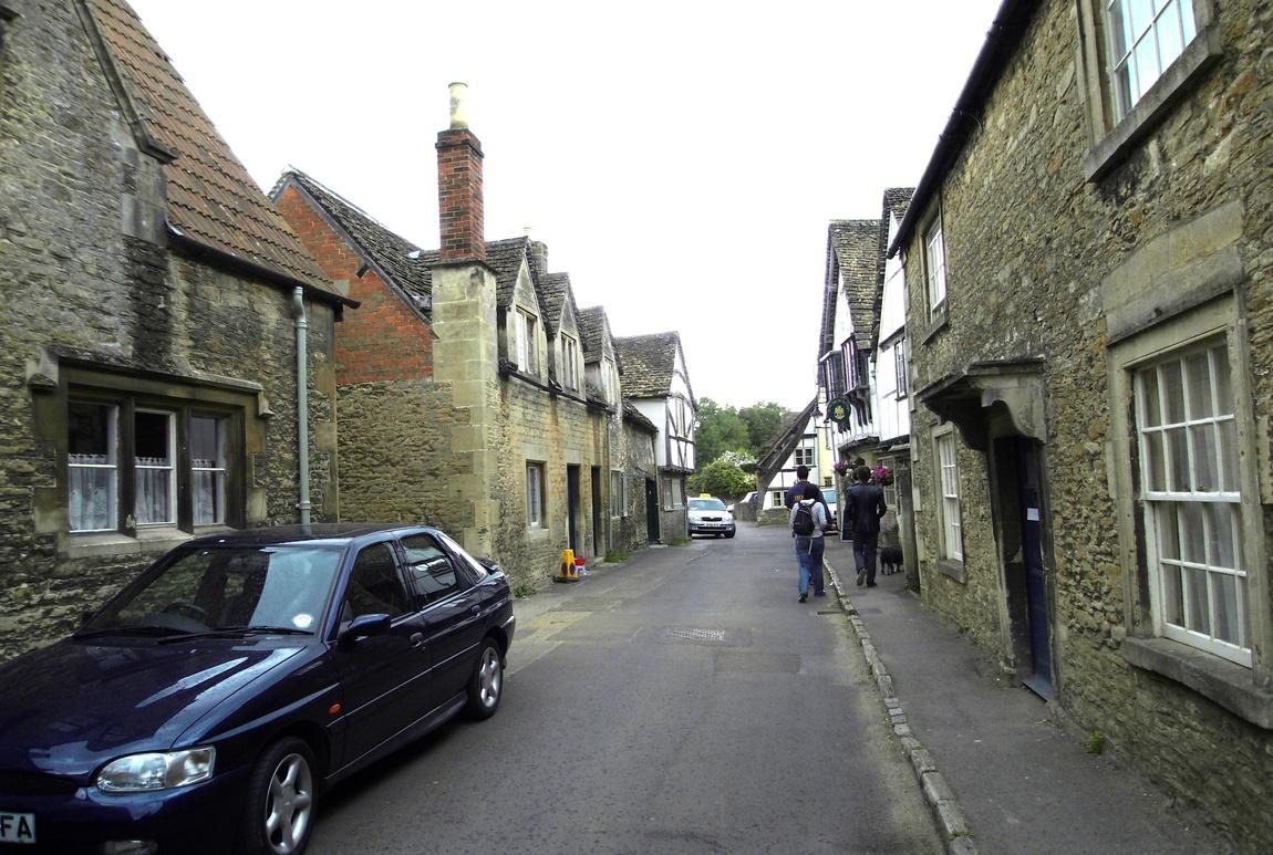 Деревня Лекок